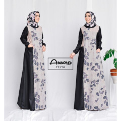 Felya Dress Black