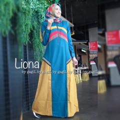 Liona Dress Tosca