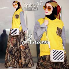 Mona set 10 Yellow