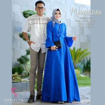 New Mawardah Blue