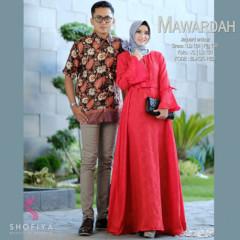 New Mawardah Couple Red