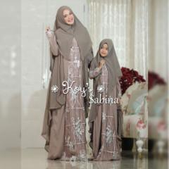 Sabina Couple Syari Mocca