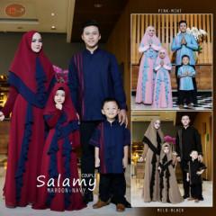 Salamy Couple Family