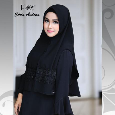 Khimar Andhina Black
