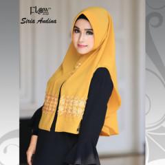 Khimar Andhina Yellow