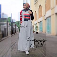 Kiara Dress Grey