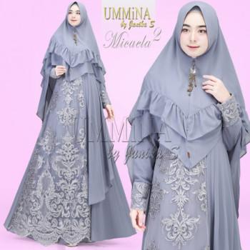 Micaela 2 Grey