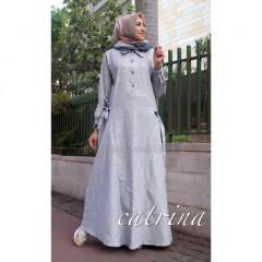 Catrina Dress Grey