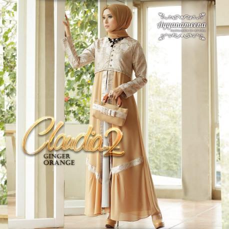 Claudia Ginger Orange