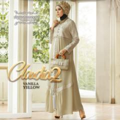 Claudia Vanila Yellow