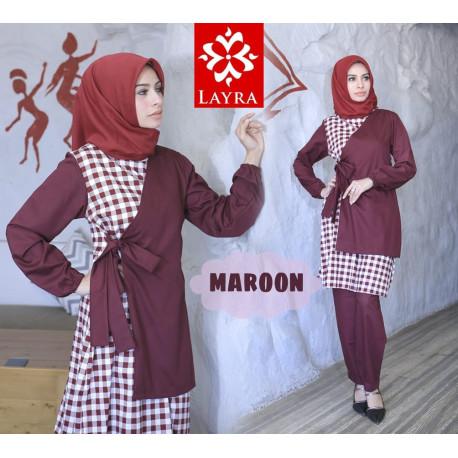Karimah Maroon