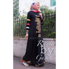 Rania Dress Black