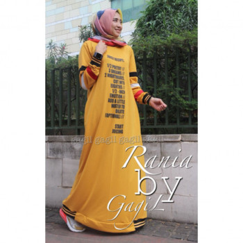 Rania Dress Yellow