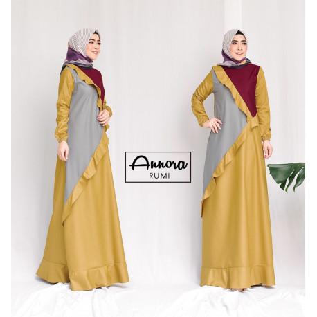 Rumi Dress Yellow