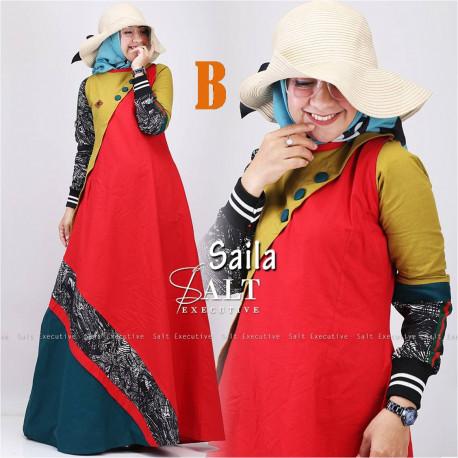 Saila Dress B