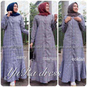 Yura Dress by Gagil