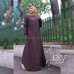 Zianka Dress Choco