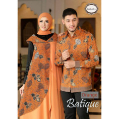 Batique Orange