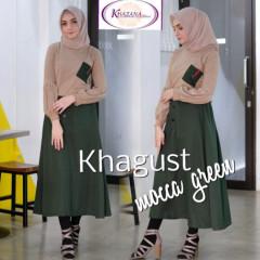 Khagust Mocca Green
