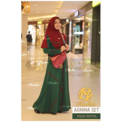 Agnina Dark Green
