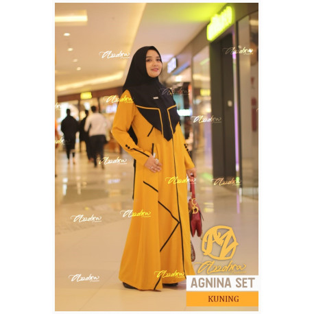 Agnina Yellow