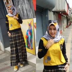 Kamara Yellow Black