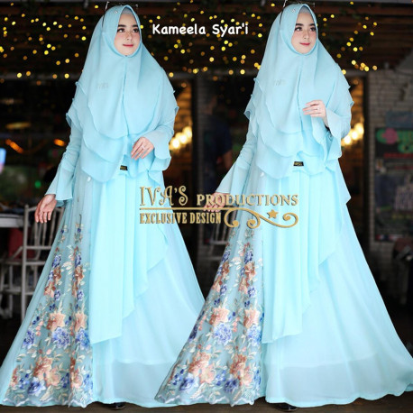 Kameela Soft Blue