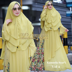 Kameela Yellow
