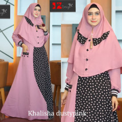 Khalisha Dusty Pink