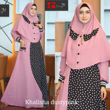 Khalisha Dusty Pink