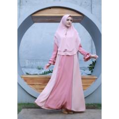 Lyra Dress Pink