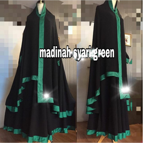 Madinah Black