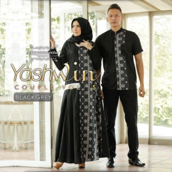 Yashwin Black Grey