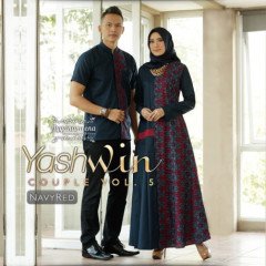 Yashwin Navy Red