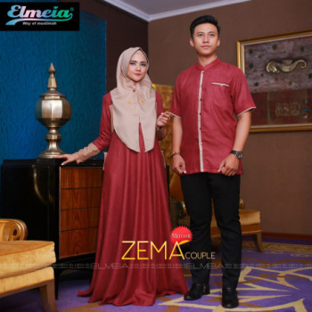 Zema Couple Maroon