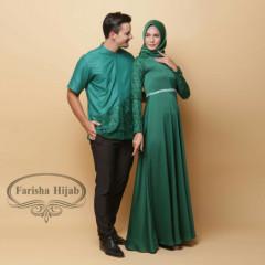 Nizami Couple Green