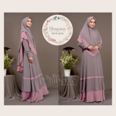 Shafana Dove Grey