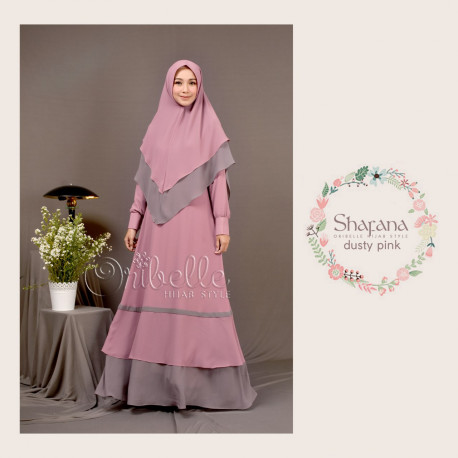 Shafana Dusty Pink
