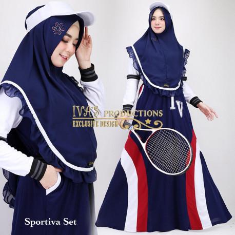 Sportiva Navy