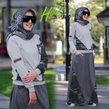 Zhia Dark Grey