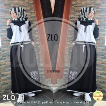Zolaqu Black White