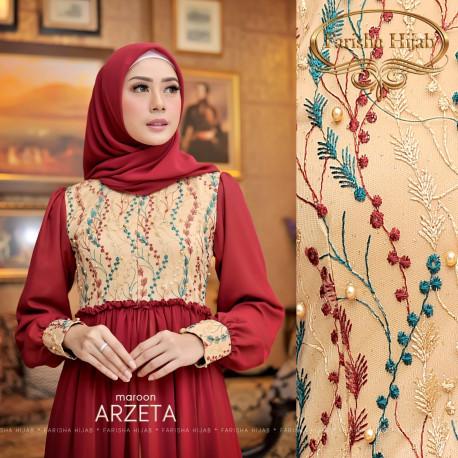 Arzeta Maroon