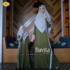 Davita Army Grey