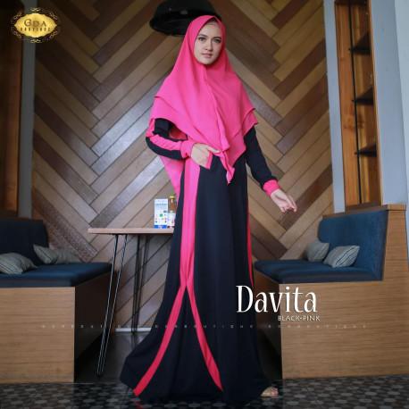 Davita Black Pink