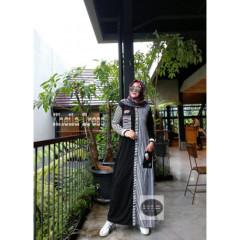 Kheila Stripe Black