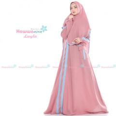 Layla Dusty Pink
