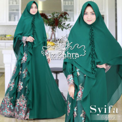 Syifa Syar'i Green
