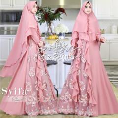 Syifa Syar'i Pink