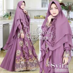 Syifa Syar'i Purple