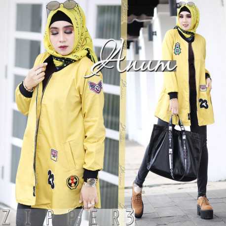 Zipper Yellow